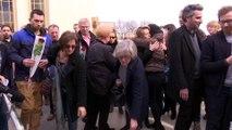 """""""Dropped"""" : les familles des victimes se sont rassemblées à Paris"""