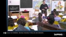 SLT : Mélissa Theuriaut parle de son émission avec Emmanuel Macron et Jean-Luc Mélenchon (vidéo)
