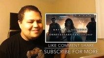 Batman v Superman • Unnecessary Censorship REACTION!!