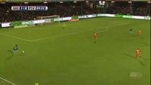Guardado Goal - Go Ahead Eagles vs PSV Eindhoven 1-3 11.03.2017 (HD)