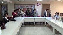 CHP Kadın Kolları Genel Başkanı Köse, Manisa'da