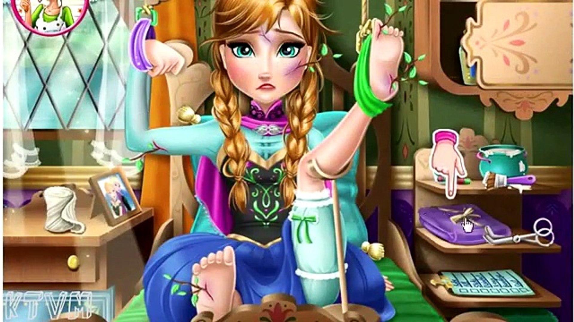 Frozen Princess Anna Games (Anna Hospital Recovery)