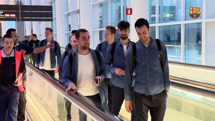 FC Barcelona: Trip to La Coruña