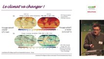 Changement climatique : quelles perspectives pour le milieu urbain ? par Luc Abbadie, directeur, Institut d'Ecologie et des sciences de l'Environnement de Paris (iEES Paris)