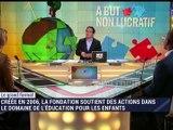Le grand format: Les actions de mécénat des Nouveaux Constructeurs dans le domaine humanitaire et éducatif - 11/03