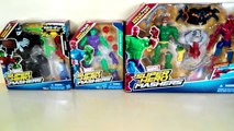 Spider-Man Doc Ock Marvel Super Hero Mashers Super Pack w/ Ultrons Mixup ray & Potato Spi