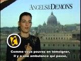 Interview Pierfrancesco Favino - Anges et démons - (2009)