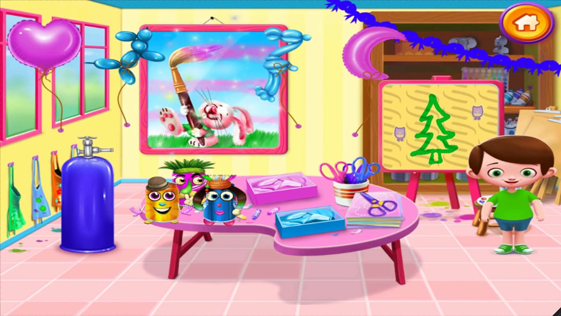 Baby Play & Have Fun with Kindergarten Kids-Play All Day Educational Kids Games