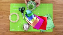 DIY Paper Christmas Tree || Christmas Tree Ornaments! Christmas Tree Decor