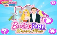 Barbie And Ken Dream House Help Transform Old House Barbie Game For Kids