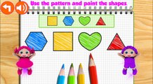 Early Learning Games for Toddlers & Preschoolers! Preschool EduPaint by Cubic Frog® Apps!