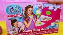 И кекс Конфеты Дисней-диски девушка для гурманов Ювелирные изделия производитель поп кольцо окропляет сладости Кому Это