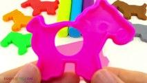 И цвета крем Творческий доч слон для весело лед Дети Узнайте пресс-формы Пеппа свинья играть с eggv