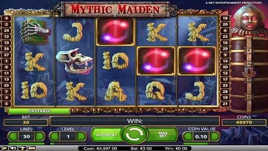 Spiele Mythic - Video Slots Online