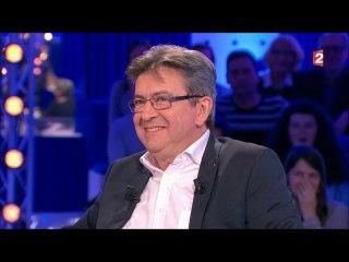 """Jean-Luc Mélenchon invité à """"On n'est pas couché """" sur France 2 le 11/03/2017"""