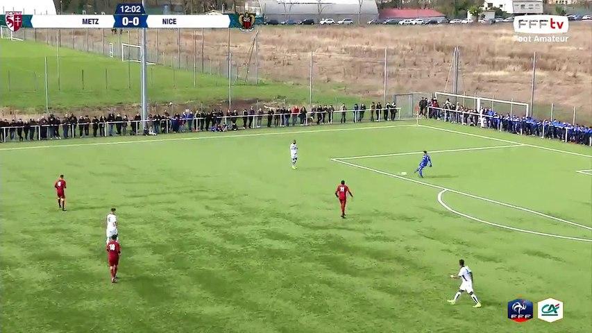 Dimanche 12/03/2017 à 13h15 - FC Metz - OGC Nice - Coupe Gambardella Crédit Agricole - 8èmes de finale (3)