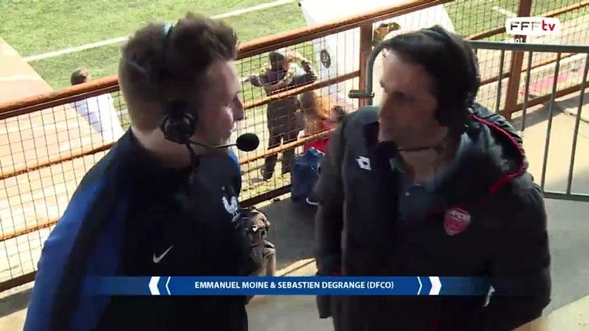 Dimanche 12/03 à 14h45 - Dijon FCO - Paris SG - Coupe Gambardella Crédit Agricole - 8èmes de finale (25)