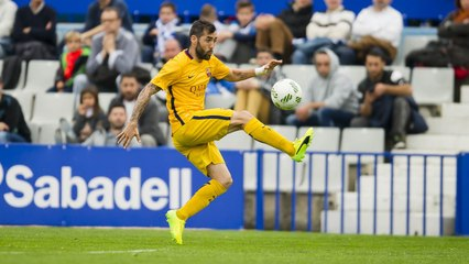 [HIGHLIGHTS] FUTBOL (2AB): CE Sabadell - FC Barcelona B (1-1)