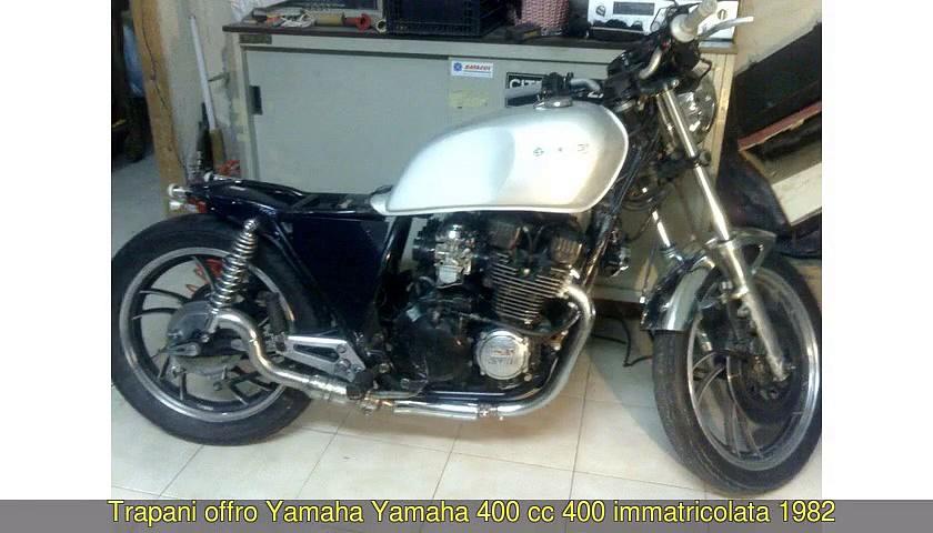 Yamaha  Yamaha 400 cc 400…