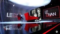 Brigitte Lahaie parle de l'univers du X dans le divan.