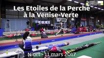 VIDEO. Niort : Les Etoiles de la Perche à la Venise-Verte