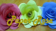 Origami Rose Easy Origami Rose Origami Roses Instructions How