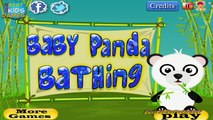 Baby Pandas Bath Time | Take a Shower And Play | Babybus Kids Games