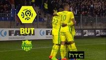 But Préjuce NAKOULMA (24ème) / Montpellier Hérault SC - FC Nantes - (2-3) - (MHSC-FCN) / 2016-17