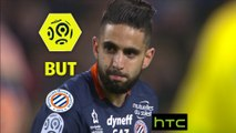 But Ryad BOUDEBOUZ (84ème) / Montpellier Hérault SC - FC Nantes - (2-3) - (MHSC-FCN) / 2016-17