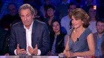 """""""ONPC"""" : Laurent Ruquier gaffe en révélant que Léa Salamé a trouvé l'amour sur son plateau (Vidéo)"""