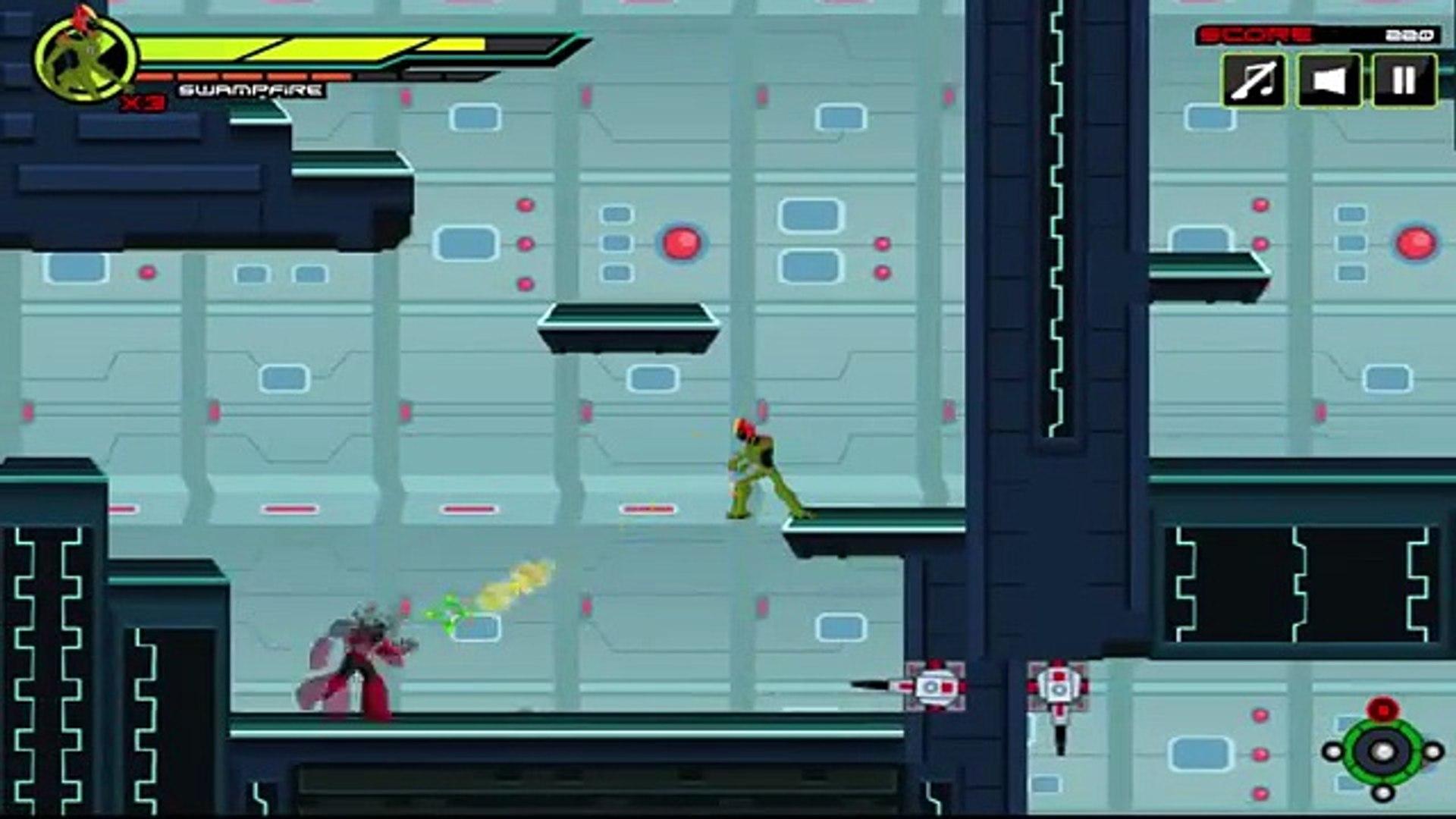 Ben 10 - Ultimate Alien Rescue - Ben 10 Games