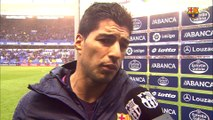 Suárez vows Barça will battle to the end