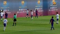 [HIGHLIGHTS] FUTBOL (Juvenil A): FC Barcelona - Saragossa (1-0)