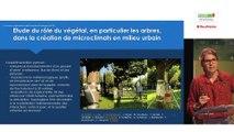Végétation et îlot de fraîcheur urbain par Suzanne Brolly, responsable Biodiversité, Eurométropole de Strasbourg