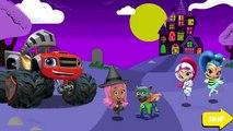 Nick Jr. Halloween House Party   Blaze   Bubble Guppies   Dora and Friends   Paw Patrol  