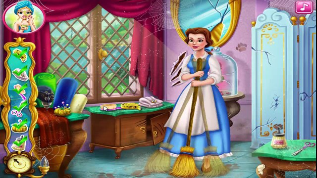 Belle Tailor For Beast: Beauty & The Beast Games - Belle Tailor For Beast   Kids Play Pala