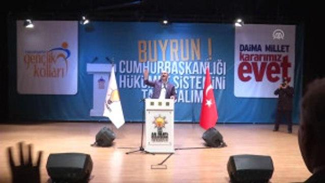 """Soylu: """"Mevcut Sistem Başarılı Olsaydı, 10 Yılda Bir Darbe Üretir Miydi?"""" - Istanbul"""