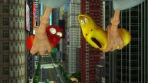 Official Larva and Friends 3  Fun Clips from Animation LARVA