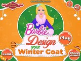 Барби Дизайн Ваш Зимнее пальто