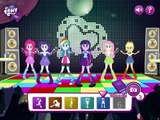 My Little Pony Equestria Girls: Twilight Sparkles Surprise Dance Party Flash Game