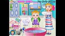 Baby Hazel Leg Injury Video baby game ❤ Baby Cartoon Movies # Play disney Games # Watch Cartoons
