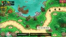 Kingdom Rush Walkthrough Pandaemonium [Veteran] [3 Stars