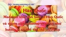 MACARON - SPECIAL TYPE OF FRESH FRUIT JUICE