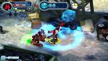 FusionFall Héroes De Acción Multijugador Juegos De Cartoon Network Juegos