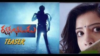Rakshaka Bhatudu teaser    Richa Panai    Vamsi Krishna Akella