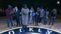 Brooklyn Nets Honor The Notorious B.I.G. With 'Biggie Night