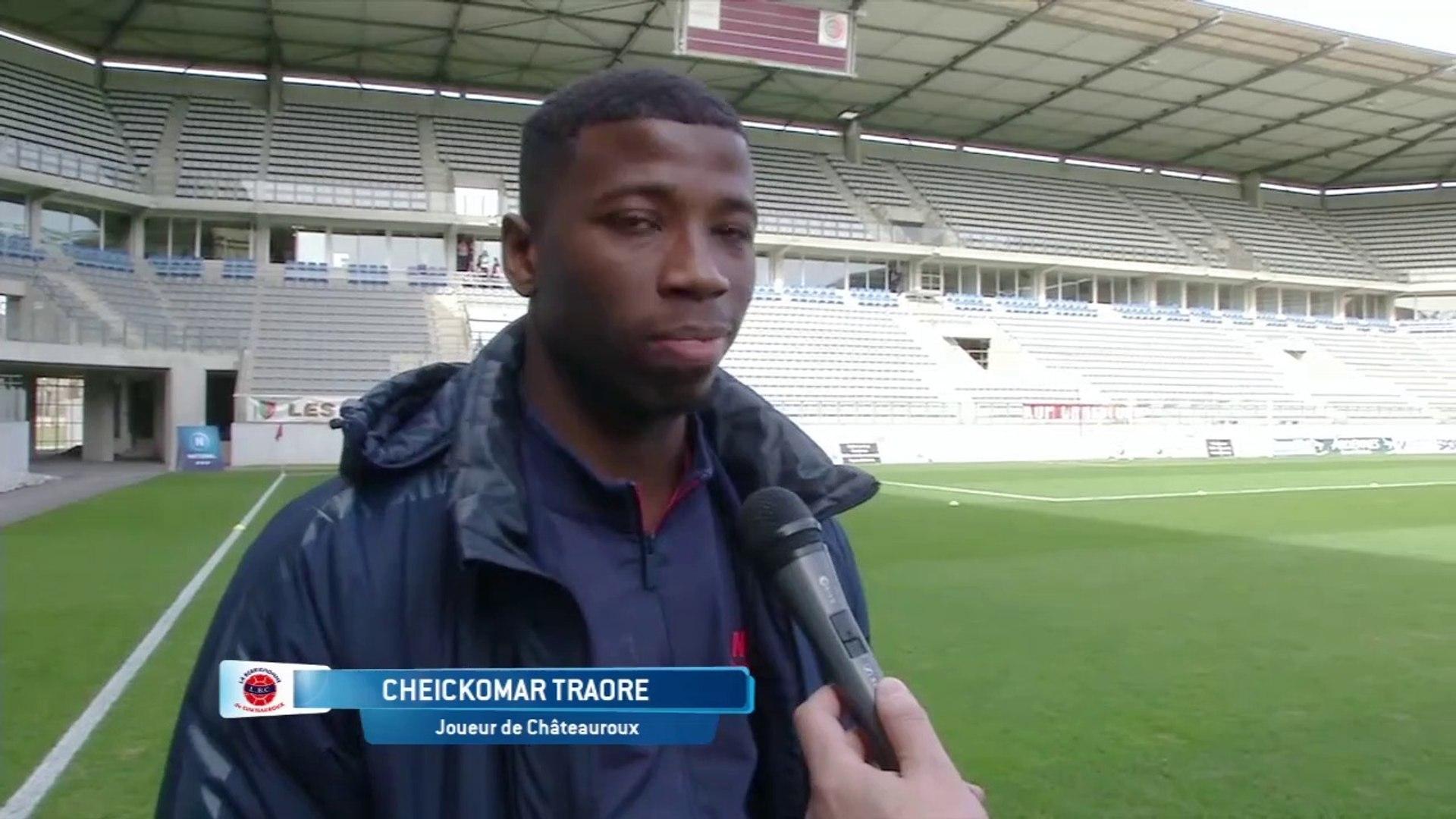 Interview Cheickomar Traoré