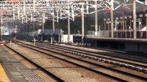 山陽新幹線 高速通過集 MAX_speed 300km_h Japanese Bullet Train - Shinkansen