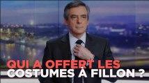 """Qui est l'""""ami généreux"""" des costumes offerts à Fillon ?"""
