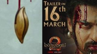 A look into Baahubali 2 trailer || #Baahubali2 || #Baahubali2trailer || Prabhas || #WKKB || Katappa